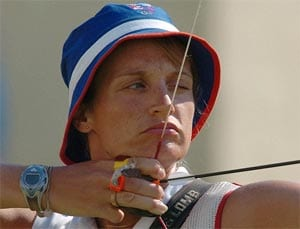 British archer Alison Williamson makes her 6th Olympics