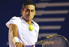 Nicolas Almagro knocked out in first round in Rio Open