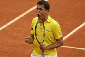 Nicolas Almagro into last eight at French Open