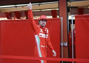 Fernando Alonso delighted to get his season back on track