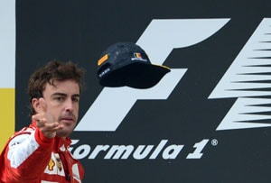 Belgian GP: Ferrari back in title contention, says Fernando Alonso