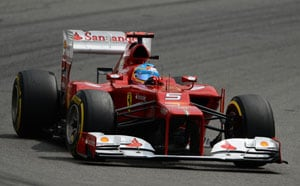 Monaco Grand Prix: Alonso says he can't win but targets Raikkonen, Vettel