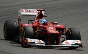 Fernando Alonso fastest in final practice