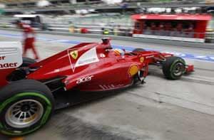 Ferrari proud of improvement: Fernando Alonso
