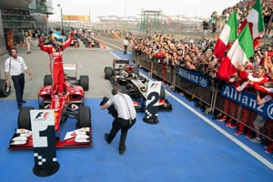 Fernando Alonso wins Chinese Grand Prix