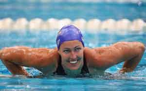 Swedish Olympic medal hope Therese Alshammar injured