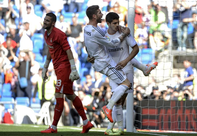 Real Madrid End La Liga Season With 3-1 Victory Over Espanyol