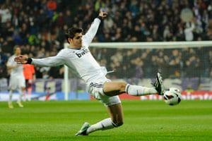 Real Madrid buoyed by Alvaro Morata's performance