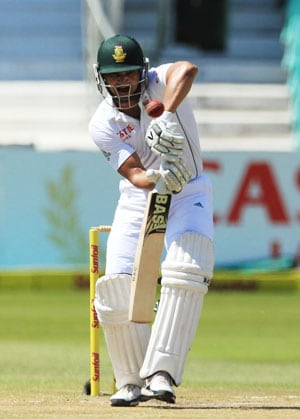 Jacques Kallis playing the perfect innings, says Alviro Petersen