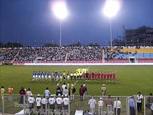 Ambedkar stadium to host India's World Cup qualifier
