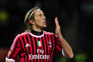 Ambrosini hits out at Chiellini accusations