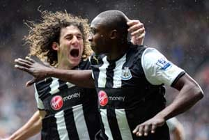 Ameobi salvages draw and pride for Newcastle against Sunderland