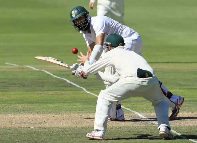 2nd Test: Hashim Amla puts South Africa in command against Australia on Day 3