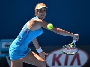 Australian Open: Ana Ivanovic brushes aside Kiki Bertens in first round