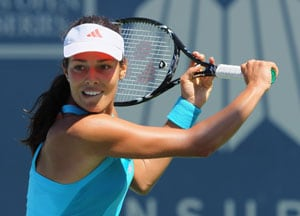 Ana Ivanovic eases through China Open first round
