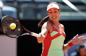 Ivanovic beats Kuznetsova at Italian Open