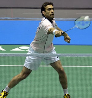 India Open Super Series: Shuttler Anand Pawar loses, Indian men's campaign ends