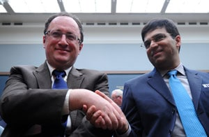 Boris Gelfand's wife backs him to win against Viswanathan Anand