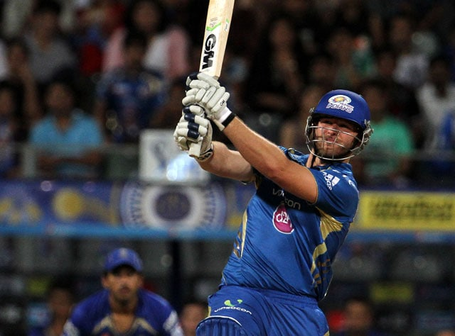 IPL 7: Corey Anderson Hungry for Success As Holders Mumbai Indians Aim to Defend Title