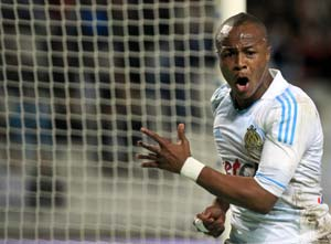 Andre Ayew voted BBC African Footballer of the Year