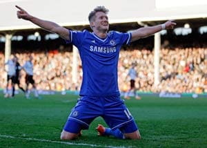 EPL: Cold-blooded Andre Schurrle gives Chelsea spark