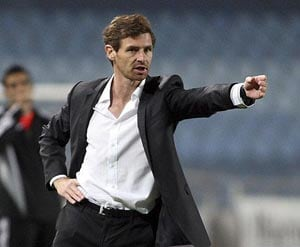 Andre Villas-Boas named as new Zenit St Petersburg boss
