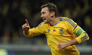Don't count out Ukraine at Euros: Shevchenko
