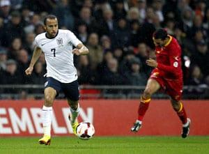 Andros Townsend strike tips England towards Brazil