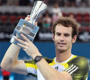 Andy Murray retains Brisbane title with victory over Grigor Dimitrov