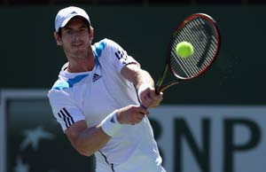 Andy Murray survives Jiri Vesely test