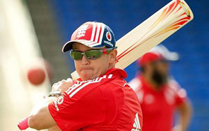 Andy Flower named coach of the year