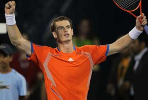 Murray stuns Djokovic with an easy win in Dubai