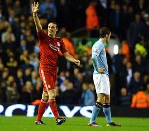 Carroll double hits City Champions League hopes
