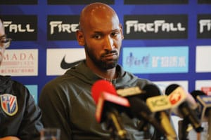 Really happy to be here, says Nicolas Anelka after short-term deal with Juventus
