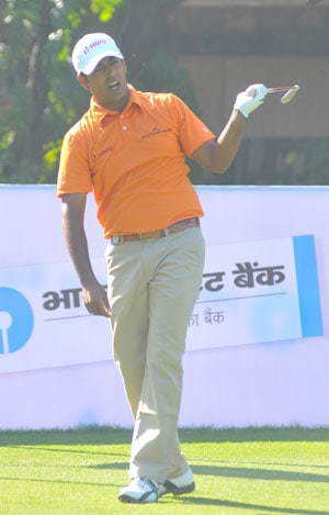 Disastrous start for Indians at Golf World Cup