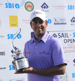 SAIL Open: Anirban Lahiri retains title after play-off tussle
