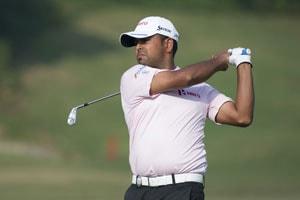 Mcleod Russel Tour golf: Anirban Lahiri in lead