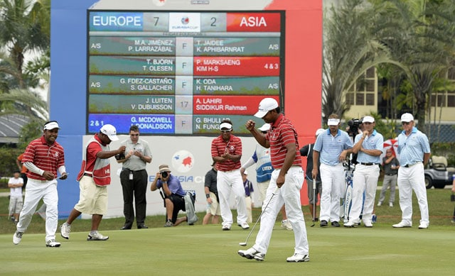 Anirban Lahiri Reflects on Road to the Top, Eyes Major Success