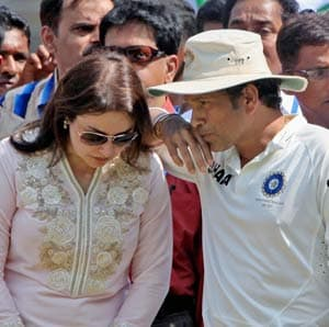 Anjali, you are my best partnership: Sachin Tendulkar to wife