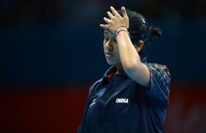 Table tennis: Ankita Das crashes out of Olympics 2012