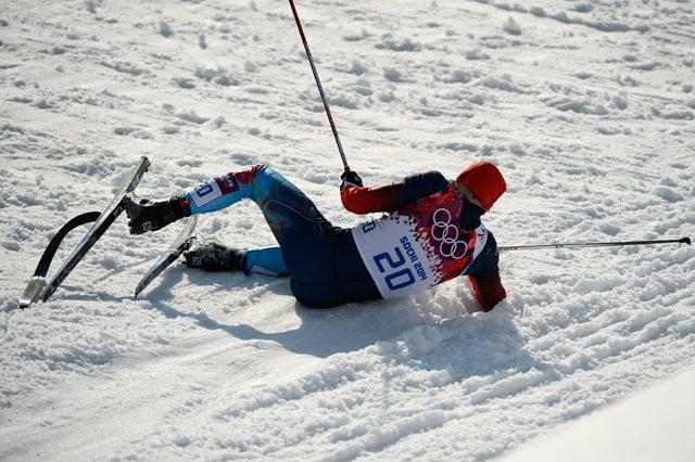 Sochi Games: Canadian coach helping fallen Russian skier defines spirit of the Olympics
