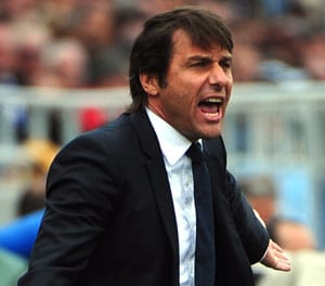Juventus coach Antonio Conte signs new 3-year deal