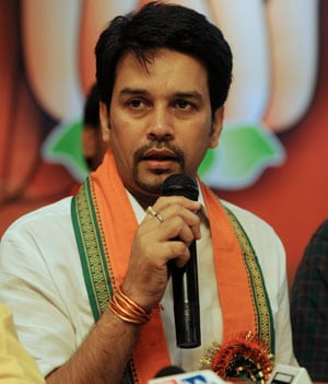 Cricket with Pakistan impossible in current circumstances, says Anurag Thakur