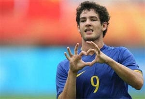 Pato sets sights on Olympic comeback