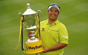 Malaysian Open: Kiradech Aphibarnrat wins title, Jeev finishes tied 17th