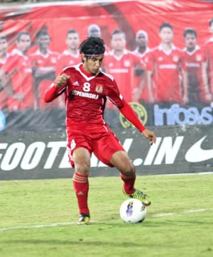 Arata Izumi becomes first foreign national to be selected for Indian football team