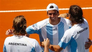Argentina register a 4-1 victory