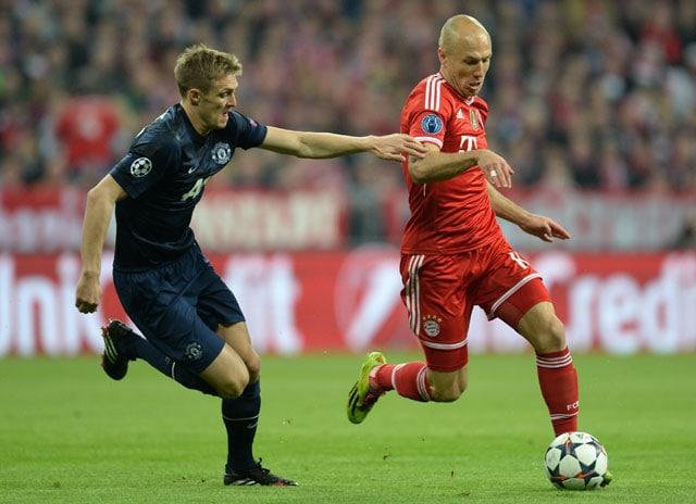 FC Bayern Munich brush aside Manchester United to reach UEFA Champions League semi-finals