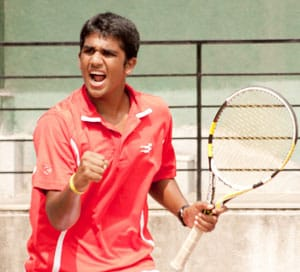 Pune boy Arjun Kadhe in boys' doubles quarters at French Open