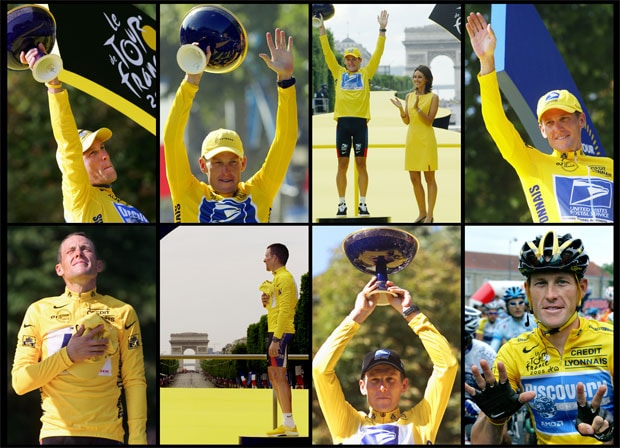 Lance Armstrong: The downfall of a sporting icon